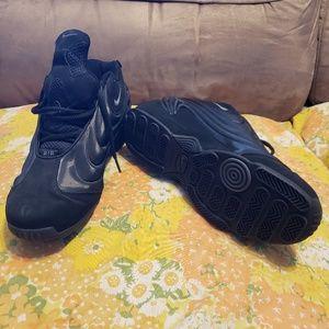 Black Nike Foamposite